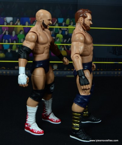 wwe elite the revival scott dawson and dash wilder figure review -right side