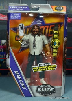 wwe summerslam elite mankind figure review - package front
