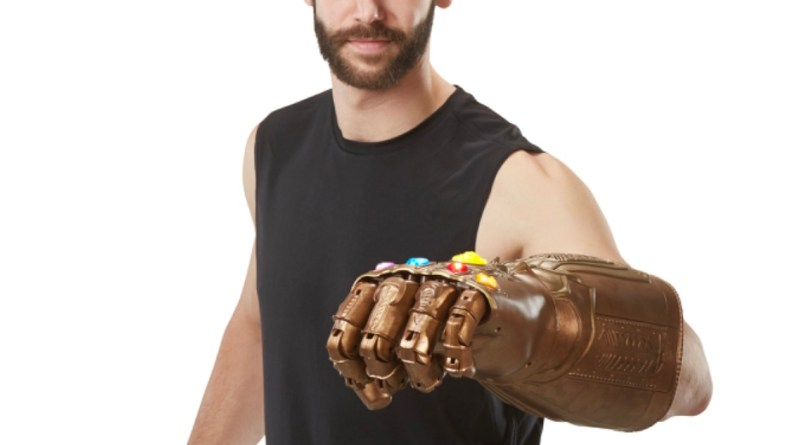marvel legends infinity gauntlet fist