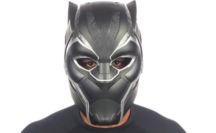 Marvel Legends Black Panther helmet