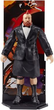 wwe elite 58 sheamus front coat on