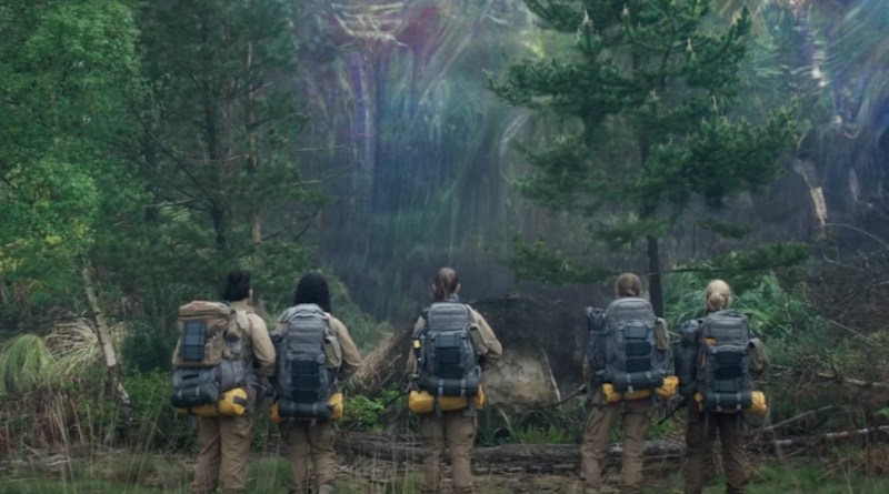 Annihilation giveaway
