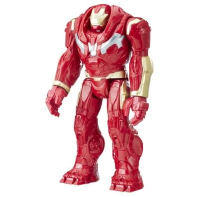 MARVEL AVENGERS INFINITY WAR TITAN HERO 12-INCH DELUXE Figures (Hulkbuster) - oop