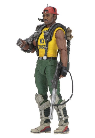 aliens series 13 sgt apone left side