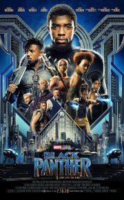 black panther movie poster