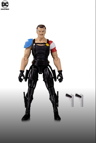 dc collectibles doomsday-clock-figures - the comedian