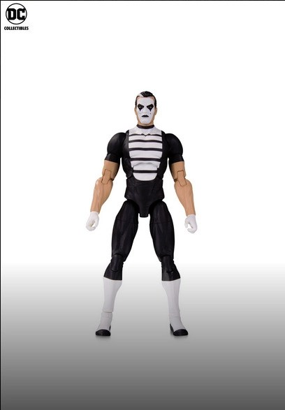 dc collectibles doomsday-clock-figures - the mime front