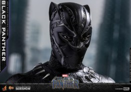 hot toys black panther figure -open eyes