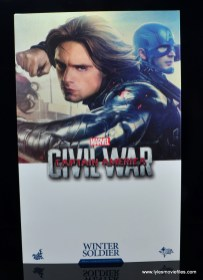 hot toys the winter soldier civil war figure review - package front