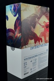 hot toys the winter soldier civil war figure review -package left side