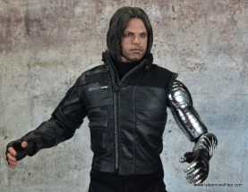 hot toys the winter soldier civil war figure review -wide shot