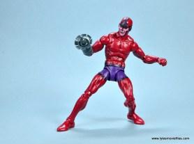 marvel legends shuri and klaw figure review -klaw deep battle stance
