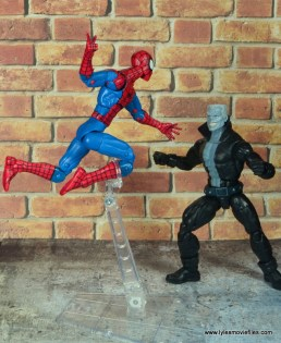 marvel legends tombstone figure review -ready for spider-man