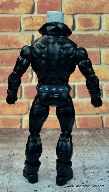 marvel legends tombstone figure review -rear