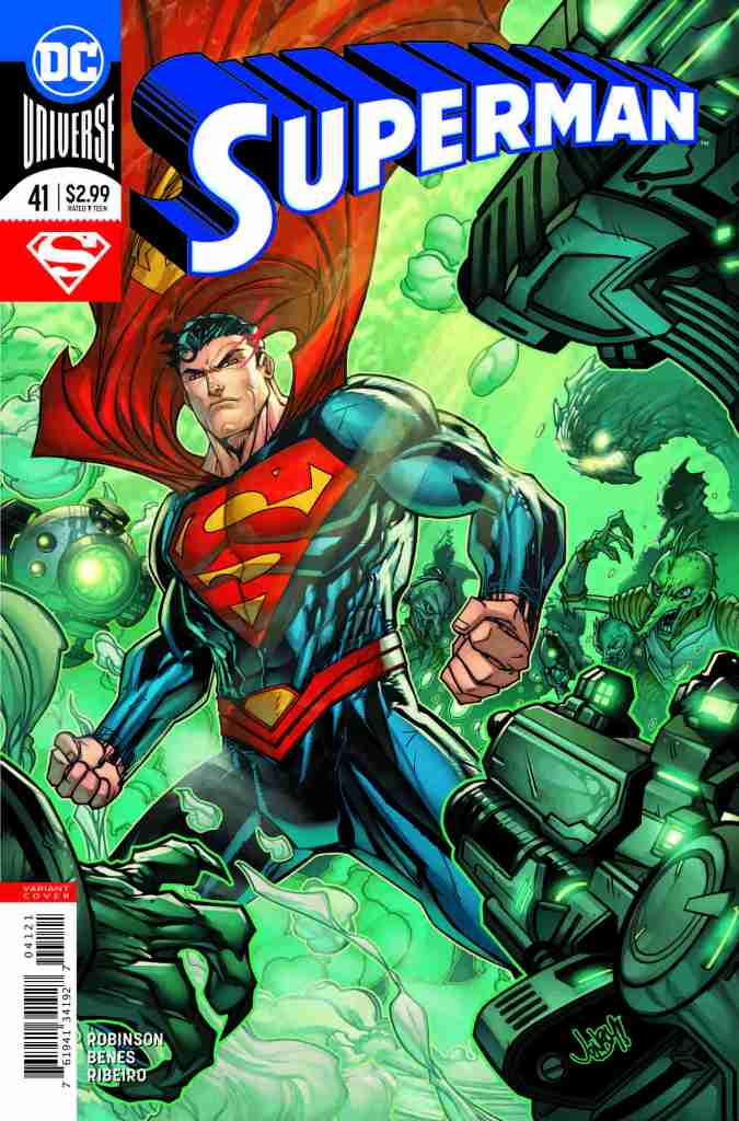superman 41 cover