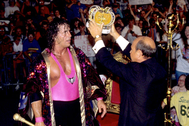 wwe bret hart king of the ring 1993