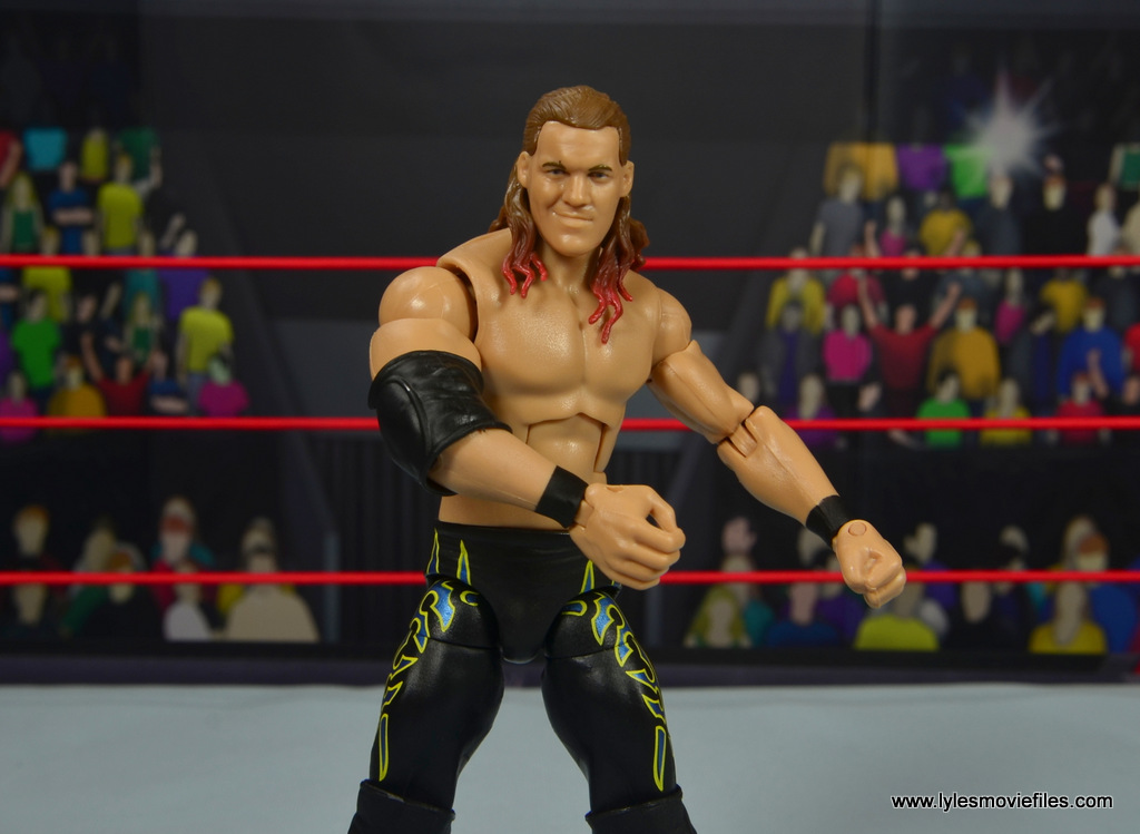 WWE Defining Moments Chris Jericho figure review