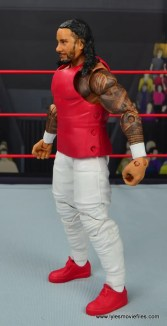 wwe elite 54 the usos jimmy and jey usos figure review - jimmy uso shirt left side
