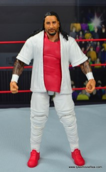 wwe elite 54 the usos jimmy and jey usos figure review - jimmy uso vest front