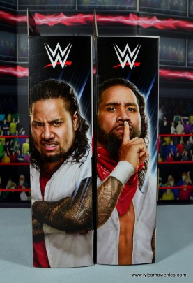 wwe elite 54 the usos jimmy and jey usos figure review - package side