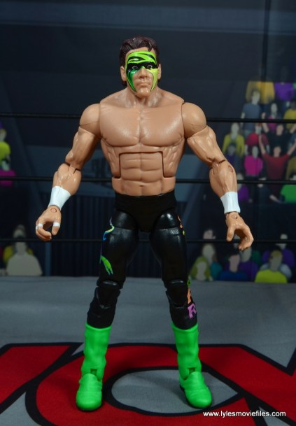 wwe elite bash at the beach sting figure review - front