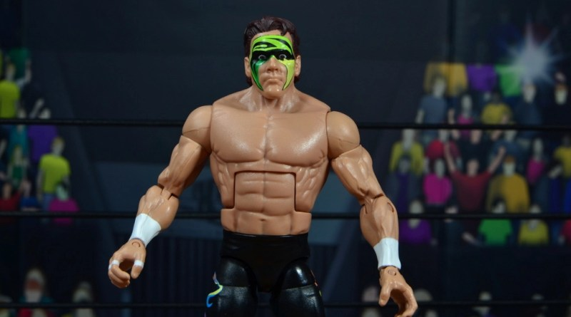 wwe elite bash at the beach sting figure review - main pic