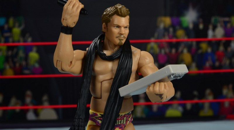 wwe elite chris jericho the list exclusive figue review -wide pic