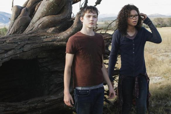 a wrinkle in time review -calvin and meg