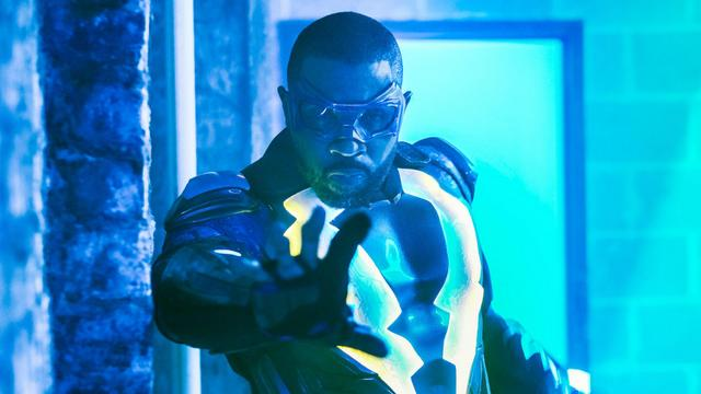 black lightning equinox the book of fate review - black lightning