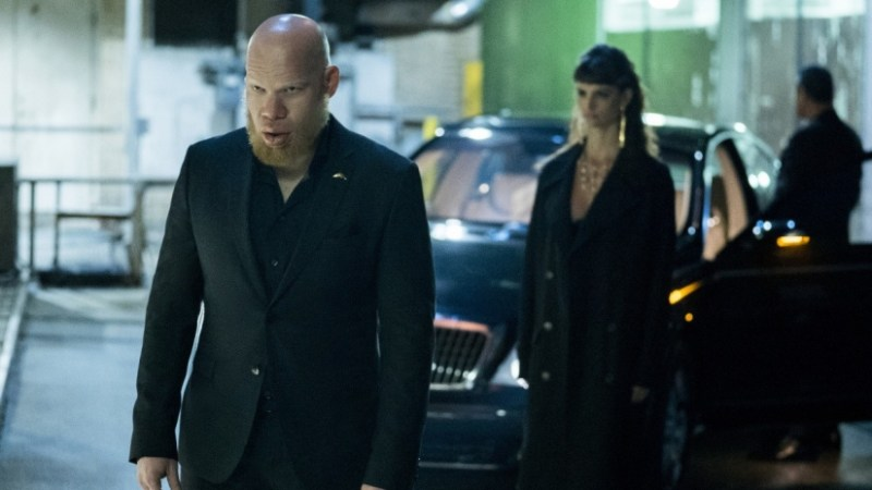 black-lightning-three sevens the book of thunder review - tobias and crew