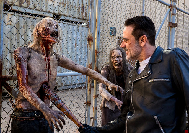 the-walking-dead-episode-dead or alive or review - negan