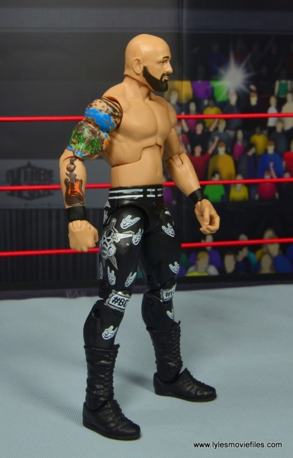 wwe elite 56 karl anderson and luke gallows figure review -anderson right side