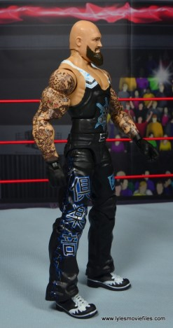 wwe elite 56 karl anderson and luke gallows figure review -gallows right side