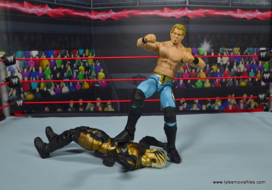 wwe ringside collectibles chris jericho figure review -cmon baby pose