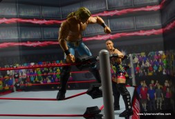 wwe ringside collectibles chris jericho figure review - corner dropkick