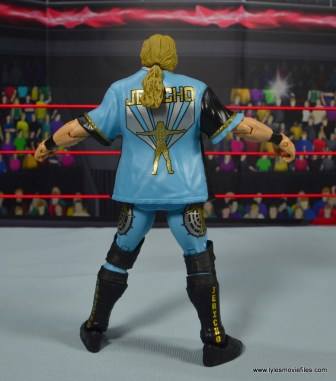 wwe ringside collectibles chris jericho figure review -jacket rear