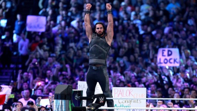 5 Most Wanted WrestleMania Weekend figure seth rollins