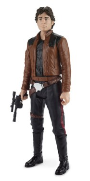 STAR WARS 12-INCH FIGURE Assortment (Han Solo)