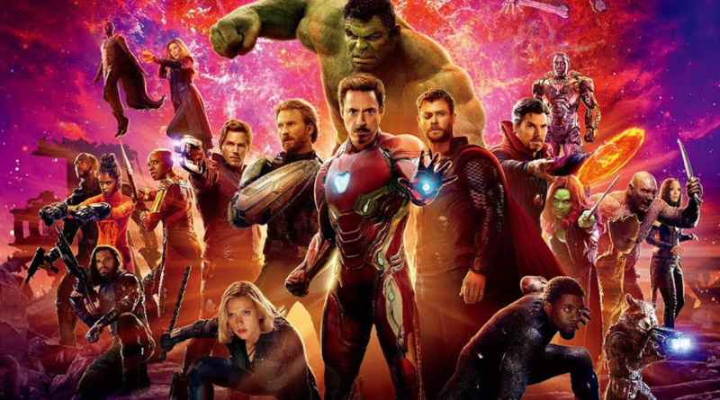 avengers infinity war giveaway