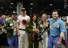 awesome con 2018 cosplay -alien crew