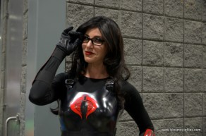 awesome con 2018 cosplay -baroness close up