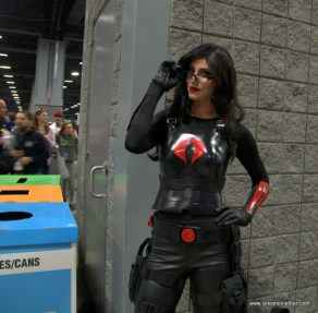 awesome con 2018 cosplay -baroness
