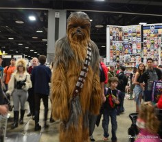 awesome con 2018 cosplay -chewbacca