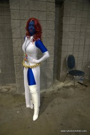 awesome con 2018 cosplay -mystique full