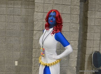 awesome con 2018 cosplay -mystique