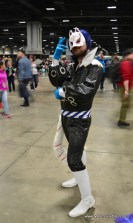 awesome con 2018 cosplay -stylish cat