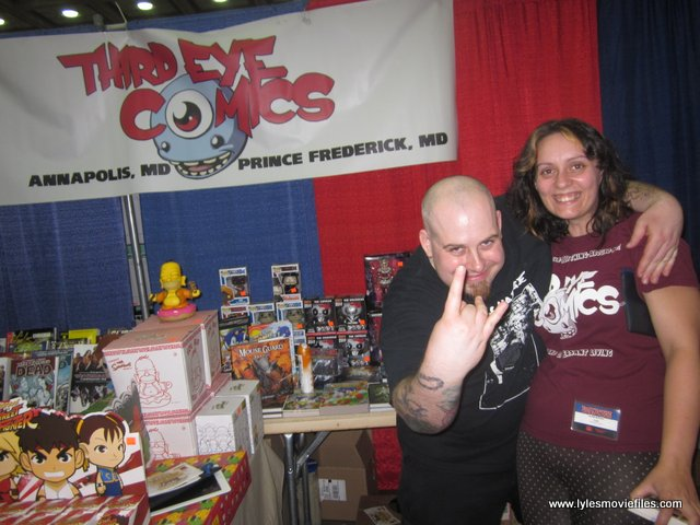 baltimore comic con 2012 steve-and-trish-from-third-eye-comics