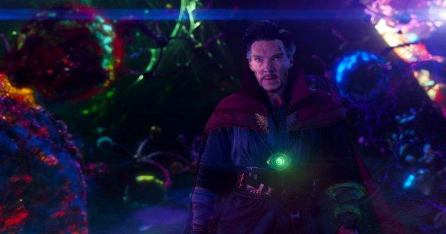 doctor strange infinity stone
