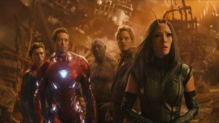 episode 28 - avengers infinity war