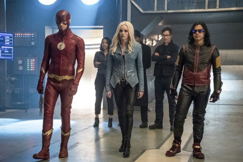 The Flash Lose Yourself review S4 E18
